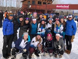 Blackhawk Nordic Ski Team