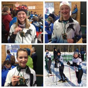 Skier photos