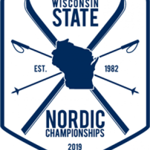 Wisconsin Nordic Ski League Logo