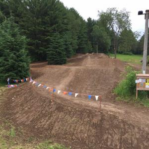 Blackhawk's Skills Park - Helping improve the skiils riders of all abilities.