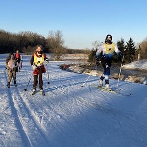 Nordic Kids at Blackhawk Ski Club 2021
